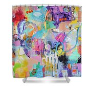 Intuitive 2 Shower Curtain