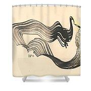 Inuendo #04 Shower Curtain
