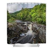 Invermoriston - Scotland Shower Curtain
