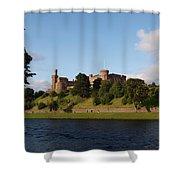 Inverness Castle Shower Curtain