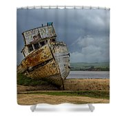 Inverness Marrooned Shower Curtain