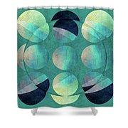 Inversion Shower Curtain
