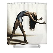 Invitation To Dance Shower Curtain