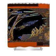 Inw_20a5581_hoofed Shower Curtain by Kateri Starczewski