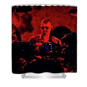 Inxs-94-jon-1261 Shower Curtain