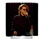 Inxs-94-michael-1235 Shower Curtain