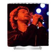 Inxs-94-michael-1274 Shower Curtain
