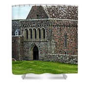 Iona Abbey Shower Curtain