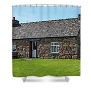 Iona Gallery And Pottery Shower Curtain