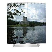 Irish Castle Shower Curtain