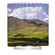 Irish Countryside Shower Curtain