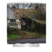 Irish Hovel Shower Curtain
