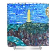 Irish Landscape 16 Shower Curtain