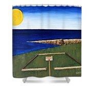 Irish Landscape 19 Shower Curtain