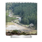 Irish Valley Shower Curtain