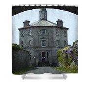 Irish Wisteria Lane Shower Curtain