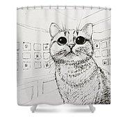 Irma Shower Curtain