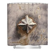 Iron Art Shower Curtain