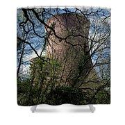 Ironbridge Cooling Tower Shower Curtain