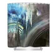 Irresistible Impulses Shower Curtain
