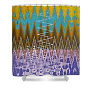 Is The Noise In My Head Bothering You? Shower Curtain