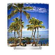 Islamorada - Florida Shower Curtain