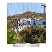 Island Hacienda Shower Curtain