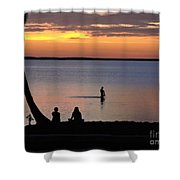 Island Trade Shower Curtain