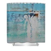 Island Vacation - Memory Shower Curtain