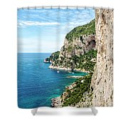 Isle Of Capri Shower Curtain