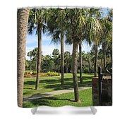 Isle Of Palms Shower Curtain