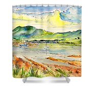 Isle Of Skye 01 Shower Curtain