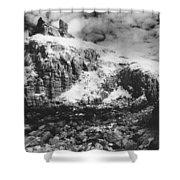 Isle Of Skye Shower Curtain by Simon Marsden