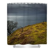 Isle Of Skye Views Shower Curtain