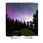 Isle Royale Pickerel Cove Nl Shower Curtain