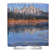 Isn't It Grand Shower Curtain