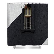 Isolation Shower Curtain