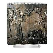 Israelite Submission Shower Curtain