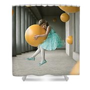 Issam Shalhoub - Photography Shower Curtain