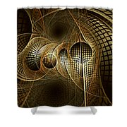 Issuance Of The Metropole Shower Curtain
