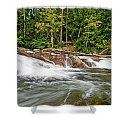 It All Comes Together Shower Curtain