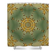 It Is Christmas Again - 3 Shower Curtain