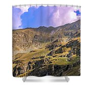 It Is Cold Up There Shower Curtain