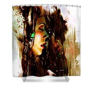 It Is Just A Dream Shower Curtain
