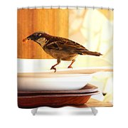 It Is My Turn Shower Curtain