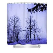 It Was Only A Dream Shower Curtain