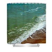 Italian Beach Shower Curtain