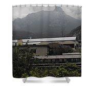 Italian Countryside Shower Curtain