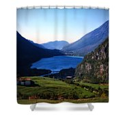Italian Countryside No. 1 Shower Curtain