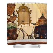 Italian Osteria Shower Curtain